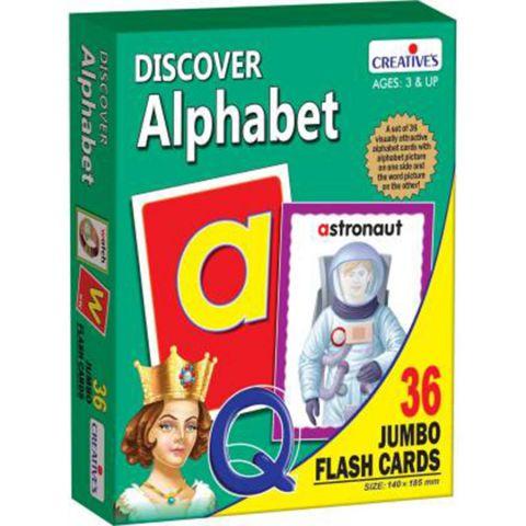 Discover Alphabet