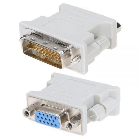 DVI 24+1 To VGA Adapter