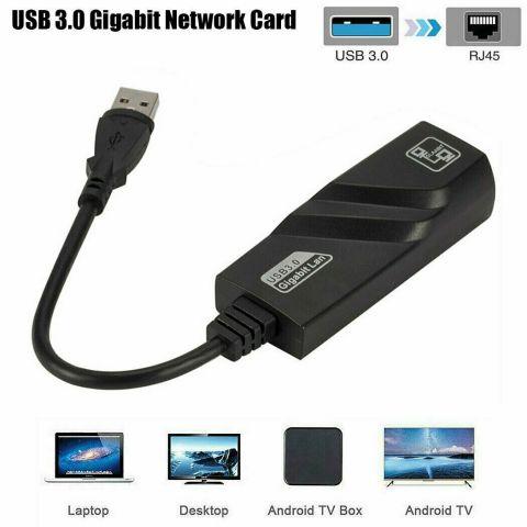 USB 3.0 Ethernet Adaptor