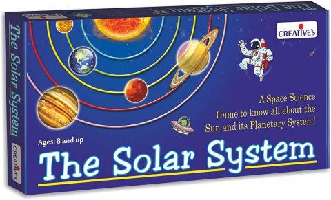 Solar System Play Board
