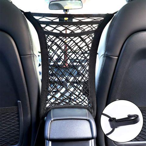 3-Layer Car Mesh Organizer Storage