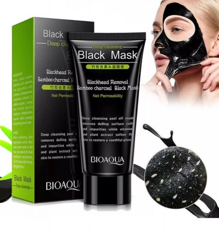 5 Pack Black Mask Deep Cleansing