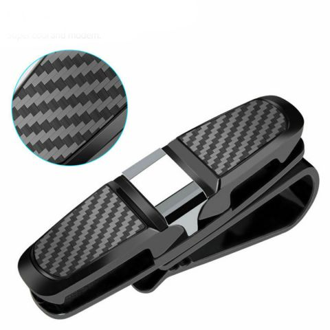 Vehicle Mounted Glasses Clip