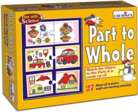 Educational Whole Puzzle