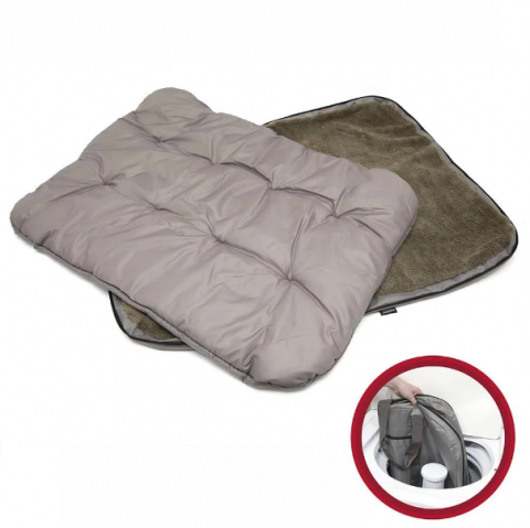 Pet Bed Portable Travel Bag with Zipper