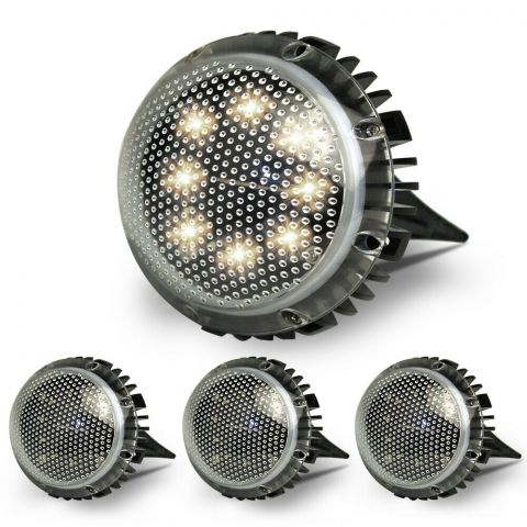 8 LED Solar Lights Garden