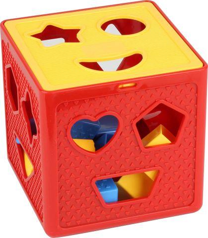 Baby Blocks Shape Sorter Toy