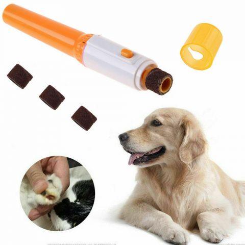 Electric Pet Nail Scissors Grinder