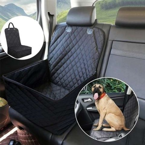 Waterproof Pet Car Safety Seat Cover