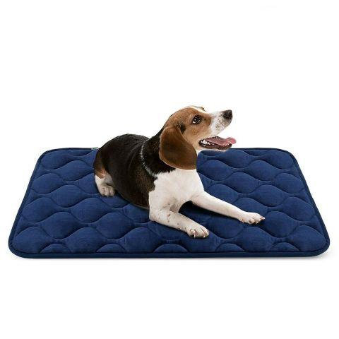 Dog Bed Mat Soft Velvet Pad