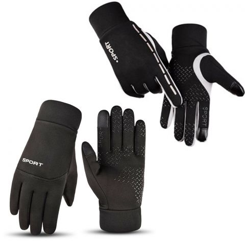 Touch Screen Warm Sport Gloves